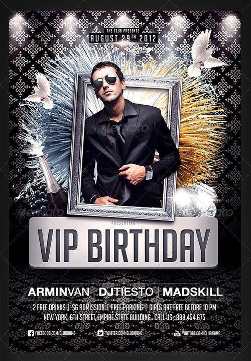 Top 10 Best VIP PSD Flyer Templates