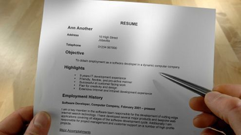 combination resume example. excellent how to write a good resume 5 ...