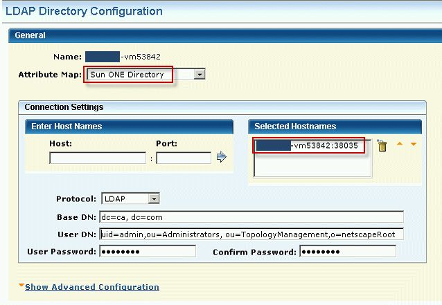 How to implement CA EEM and LDAP for Authentication and ...