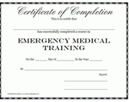 6 Free Medical Certificate Templates - Excel PDF Formats
