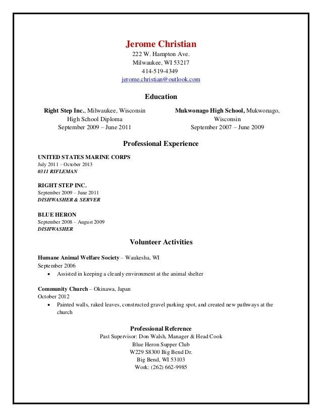 how to make a resume step by step how to write a quick resume