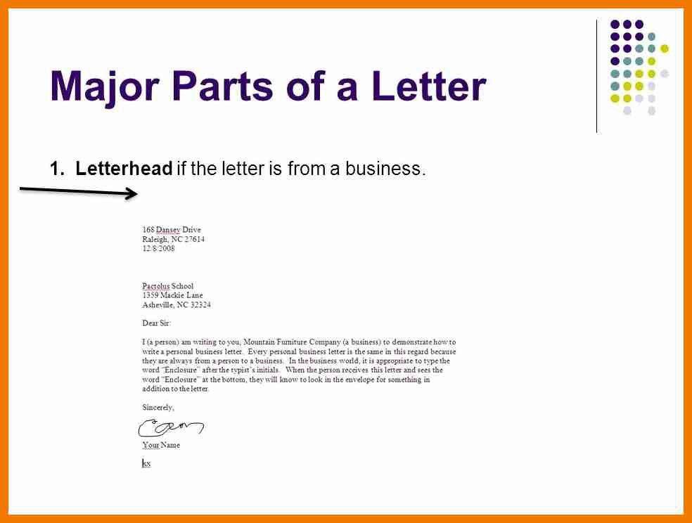 10+ letterhead business letter | resume holder