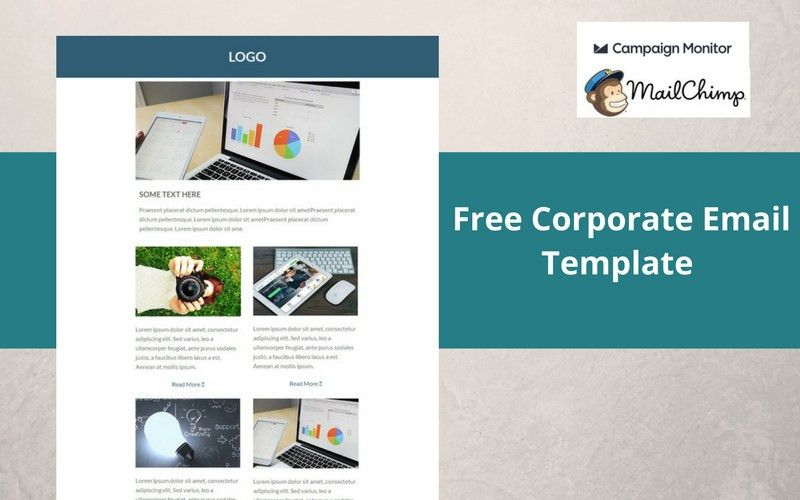 Free Responsive Email Template to Boost Your Conversions ...