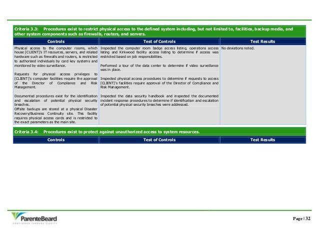 Sample - Corporate Report
