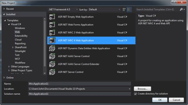 John Papa: Hot Towel SPA - Visual Studio Project Template