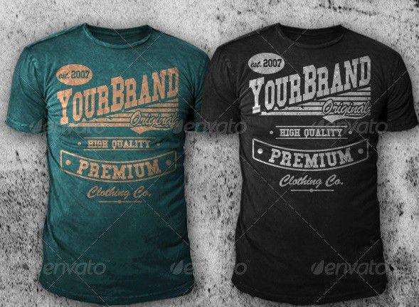 55+ Best T-Shirt Design Templates - PSD AI & EPS