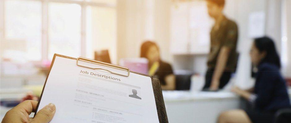 Front-End Developer Job Description Template - Upwork
