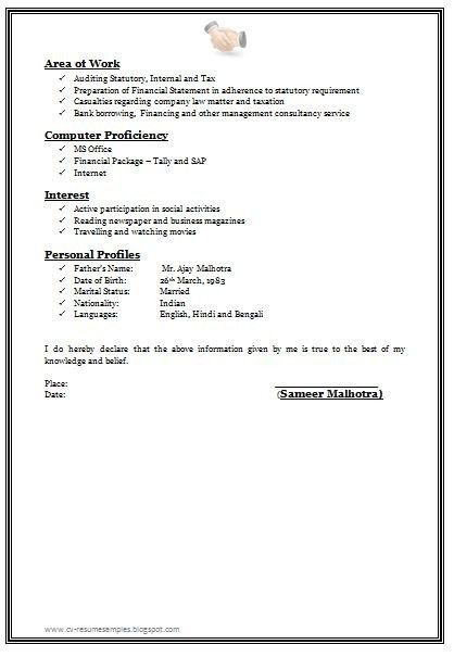 how to write a resume without job experience perfect resume 2017 ...