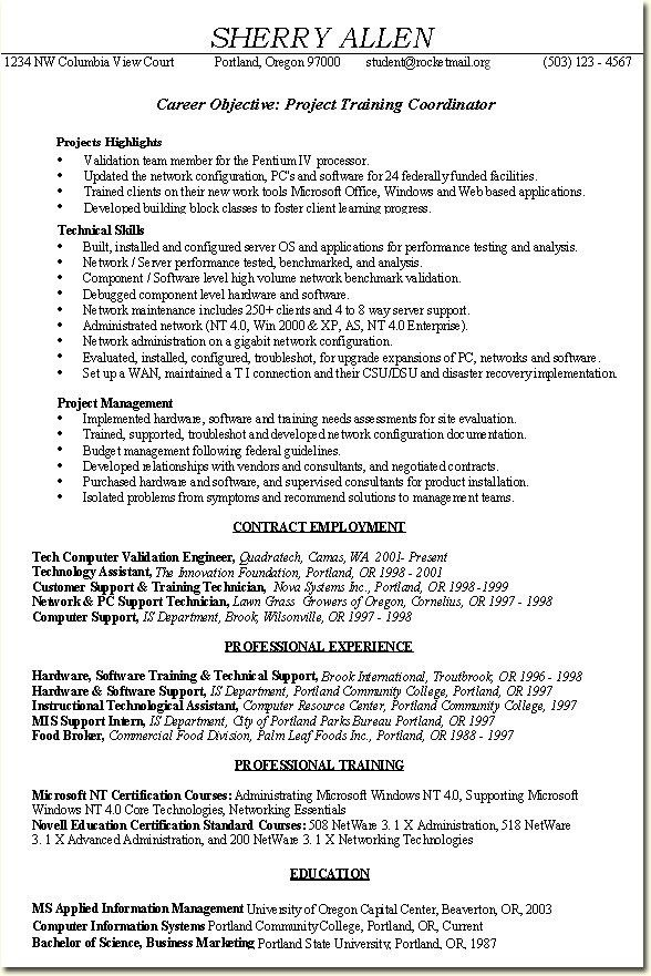 project coordinator resume jvwithmenowcom - Project Coordinator Resume Samples