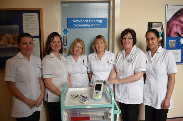 Big day for newborn hearing screening as SMART4Hearing IT system ...