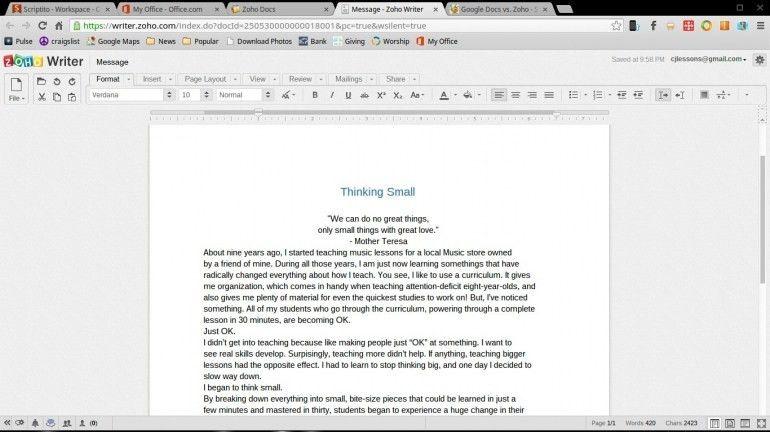 Download Invoice Template Microsoft Works | rabitah.net