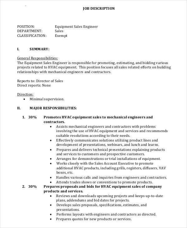 Building Engineer Job Description. Maintenance Engineer Job ...