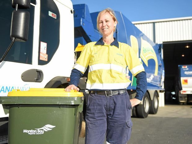 Mum of three takes out the trash | Caboolture News