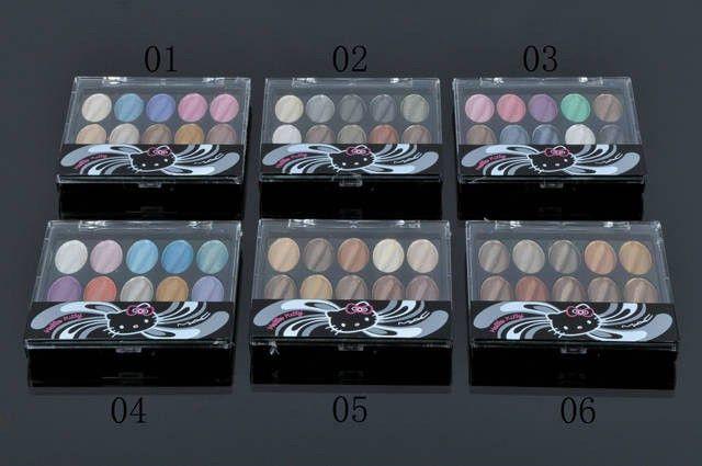 mac makeup job application, Hello Kitty 10 color Eyeshadow Palette ...