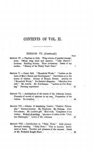 Harriet Martineau's Autobiography, vol. 2 and Memorials of Harriet ...