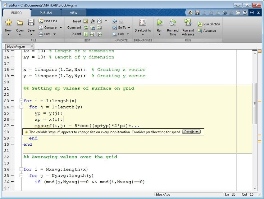 Accelerating MATLAB Algorithms and Applications - MATLAB & Simulink