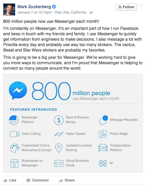 How to Use Facebook Messenger for Your Business : Social Media ...