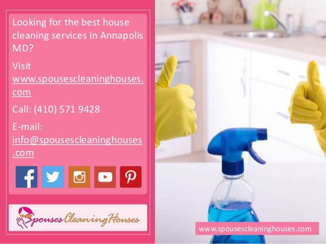 House Cleaning in Annapolis MD – Prepare Your Home for Cold Weather