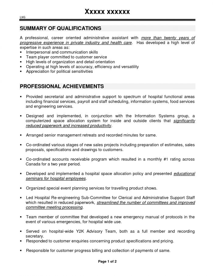 Medical Assistant Job Description Resume | The Best Letter Sample