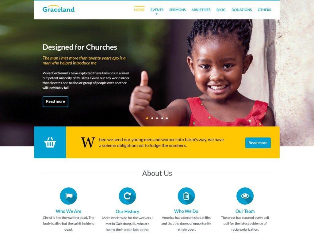 40 Best PSD Website Templates | Weelii