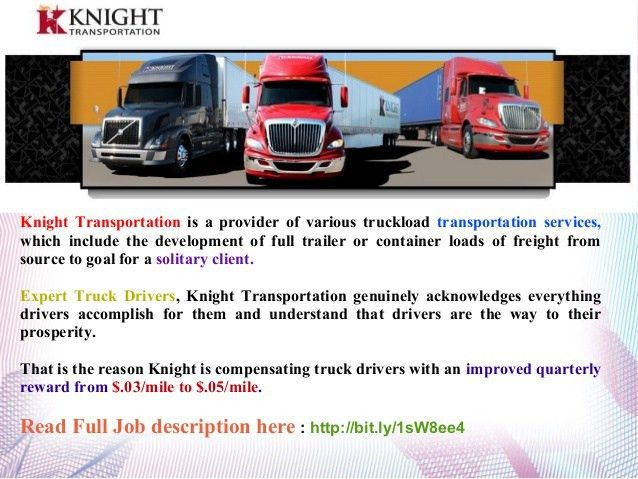Truck drivers jobs america top companies