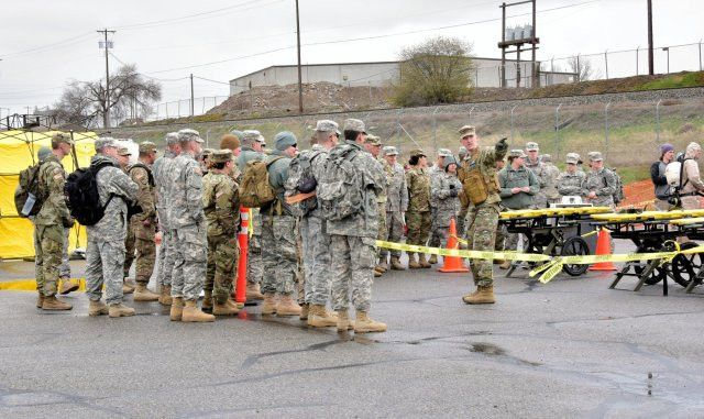 Homeland Response Force Readies in Spokane | Article | The United ...