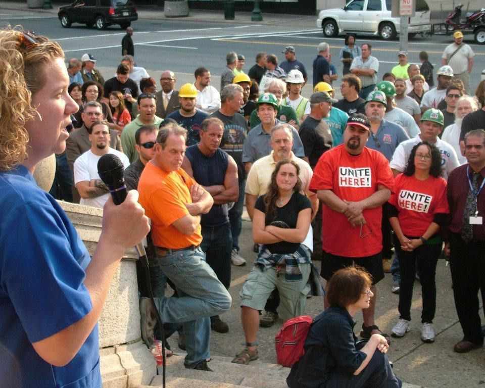 Worcester Community Labor Coalition - Our City Our Jobs