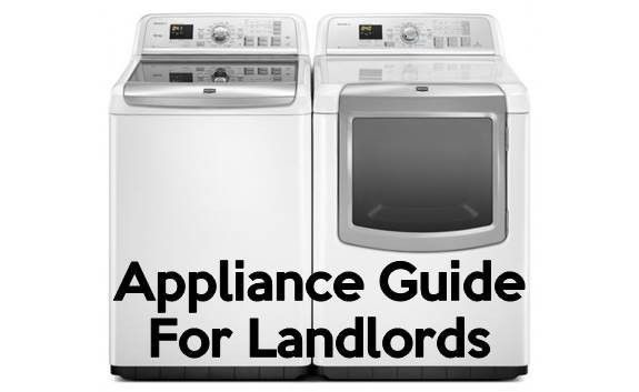 Appliance Guide for Landlords | RentPrep