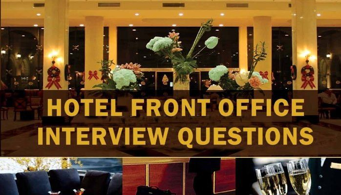 Hotel Front Office Interview Questions | HospitalityCareer ...