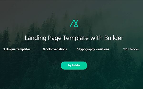 Nemo - Bootstrap Landing Page Megapack | Bootstrap Landing Pages ...