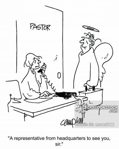 Church Secretary Cartoons and Comics - funny pictures from ...