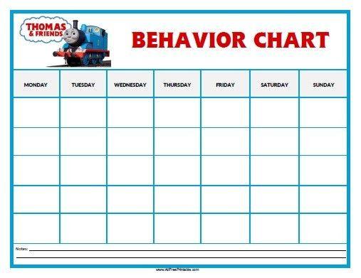 Avengers Behavior Chart - Free Printable - AllFreePrintable.com