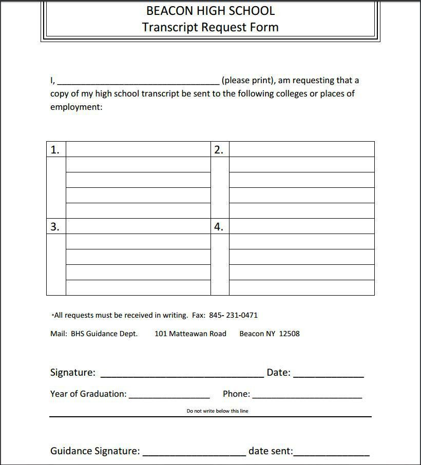 Employment Request Form. 33+ Sheet Templates - Free Sample ...