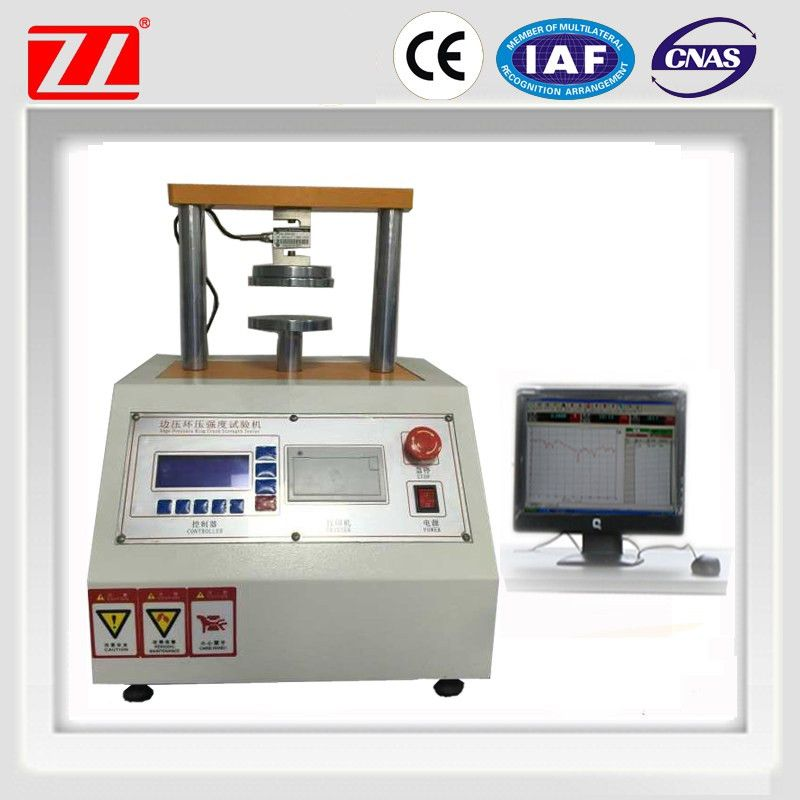 ZL-9003A Computer ring crush strength testing machine_DongGuan ...