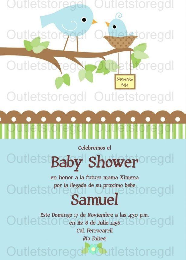 Baby Shower Program Template - Ecordura.com