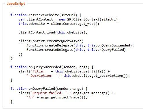 SharePoint JavaScript | InstantQuick