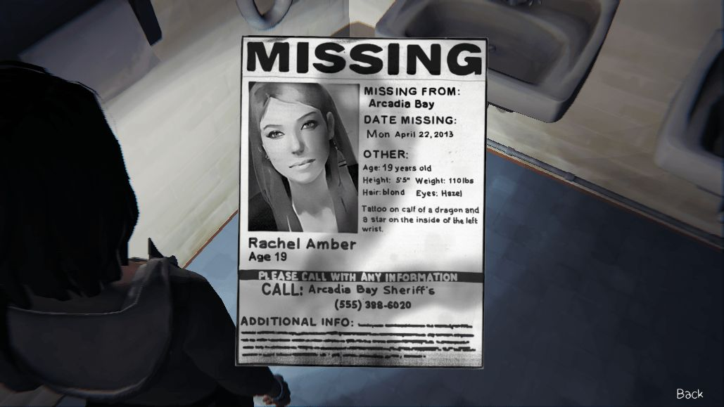 Image - Missing Person Poster Locker Room.png | Life is Strange ...