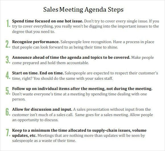 One On One Meeting Agenda Template] One On One Meeting Agenda ...