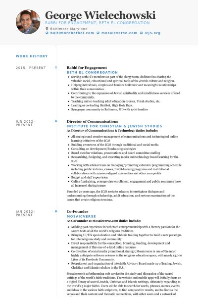 Director Of Communications Resume samples - VisualCV resume ...
