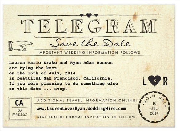 18+ Addressing Wedding Invitation Templates – Free Sample, Example ...