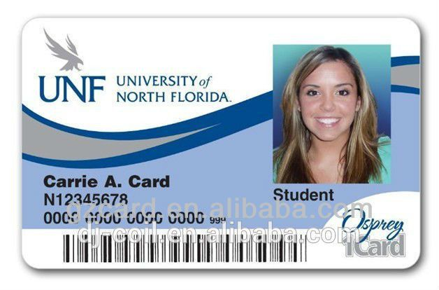 Student Id Card With Serial Number, Student Id Card With Serial ...