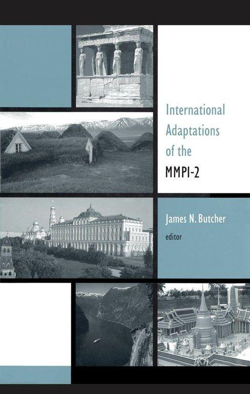 International Adaptations of the MMPI-2 — University of Minnesota ...