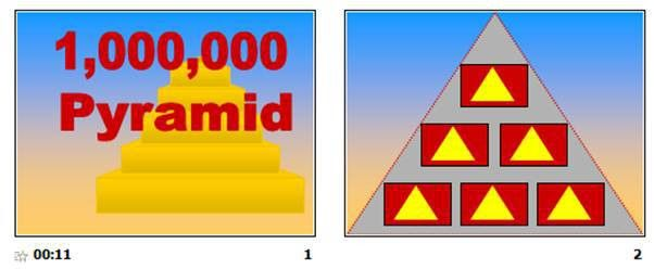 Powerpoint Pyramid Game Template - Metlic.info