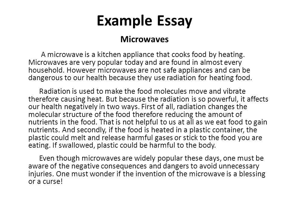 How to write an Essay. What is an essay? An essay is a group of ...