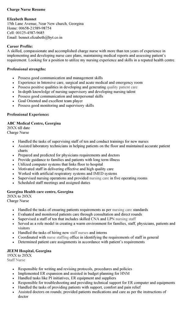 job description community action inc. nurse template 2. example of ...