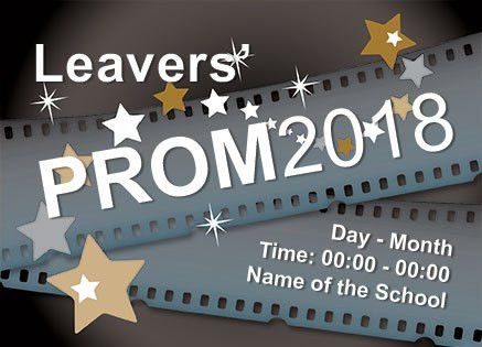 Create Leavers' Prom Tickets - SPC Yearbooks