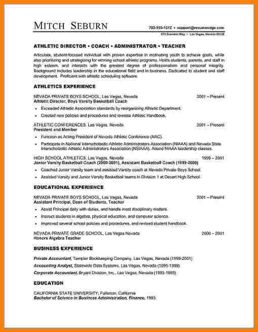 microsoft resume template 2010