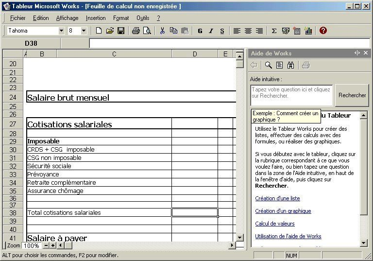 Download Invoice Spreadsheet Template Microsoft Works | rabitah.net