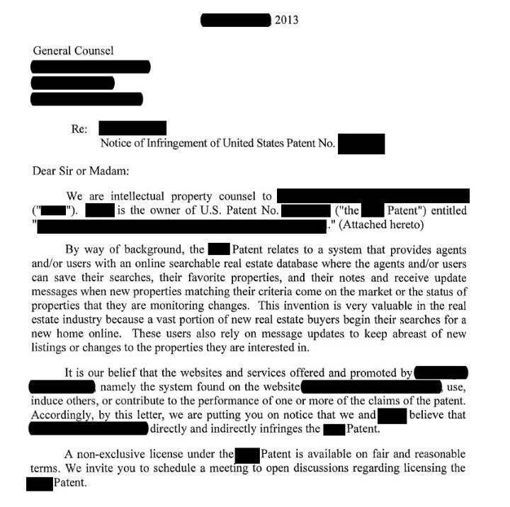 Awesome Cease And Desist Template Trademark Photos - Best Resume ...