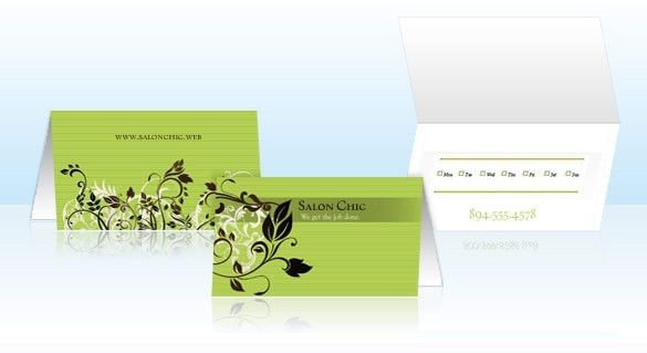 Folded Business Cards | Vistaprint